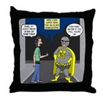 Wide Load Throw Pillow