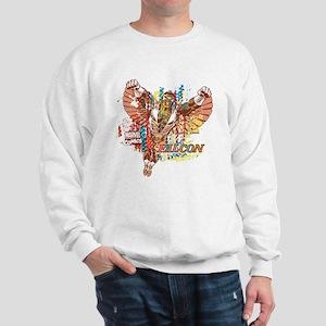 Falcon Ethnic Mix Sweatshirt