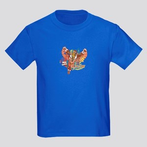 Falcon Ethnic Mix Kids Dark T-Shirt