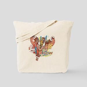 Falcon Ethnic Mix Tote Bag