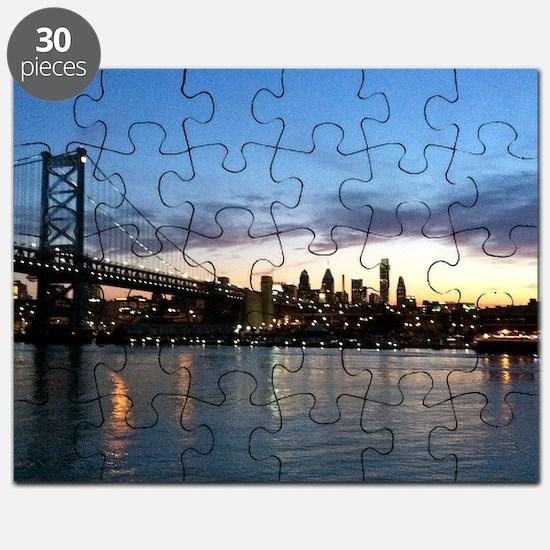 Philadelphia Night Puzzle