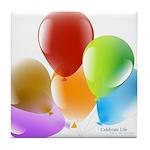 Celebrate Life Tile Coaster