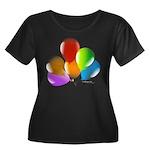Celebrate Life Plus Size T-Shirt