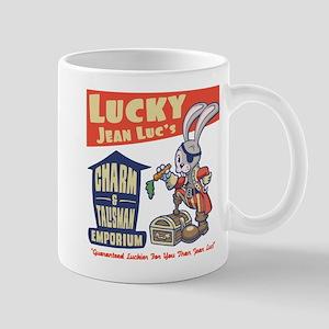 Lucky Jean-Luc's Mug