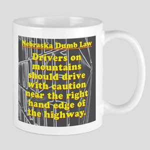 Nebraska Dumb Law 001 Mugs