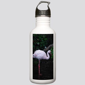 Tropical Flamingo Stainless Water Bottle 1.0L