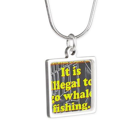 Nebraska Dumb Law 002 Necklaces