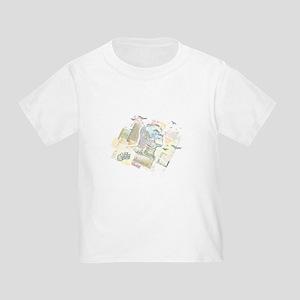 Falcon Quietude Toddler T-Shirt