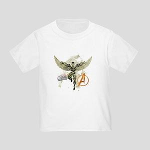 Falcon Grunge Toddler T-Shirt