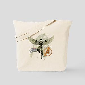 Falcon Grunge Tote Bag