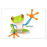 Freddie Frog Posters