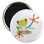 Freddie Frog Magnets