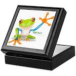 Freddie Frog Keepsake Box