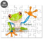 Freddie Frog Puzzle