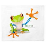 Freddie Frog King Duvet