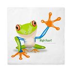 Freddie Frog Queen Duvet