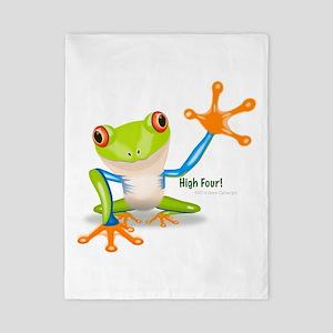 Freddie Frog Twin Duvet