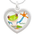 Freddie Frog Necklaces