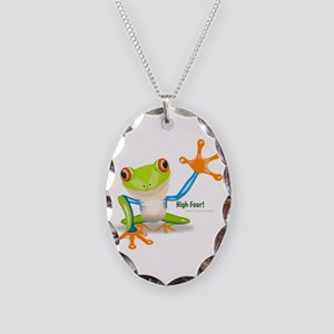 Freddie Frog Necklace