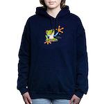 Freddie Frog Hooded Sweatshirt