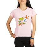 Freddie Frog Performance Dry T-Shirt