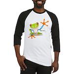 Freddie Frog Baseball Jersey