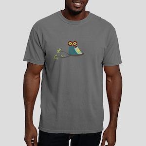 Mid Century Modern Owl T-Shirt