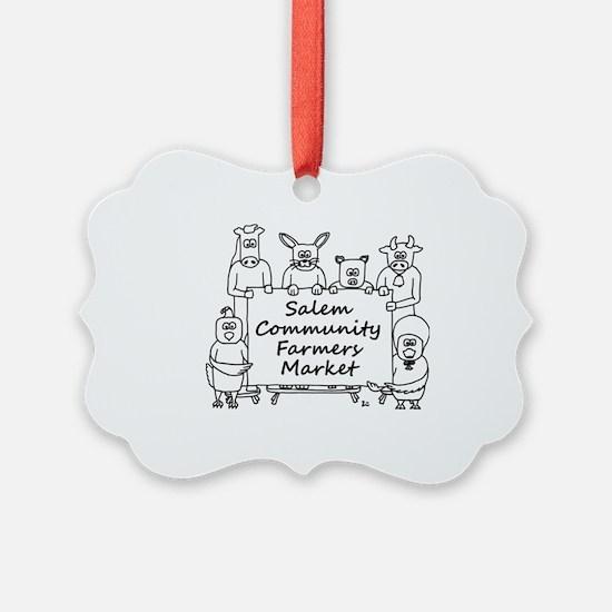 Salem Community Farmers Market  Ornament