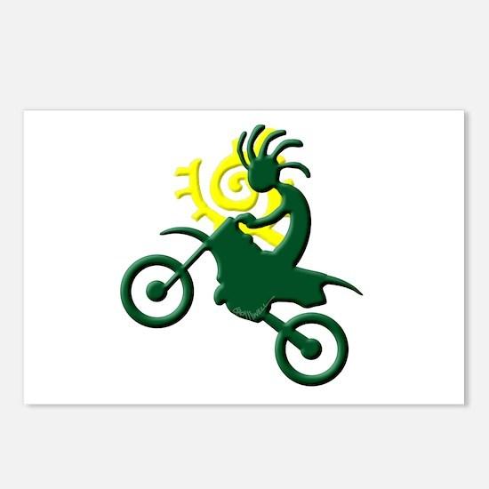Dirt Bike Postcards (Package of 8)