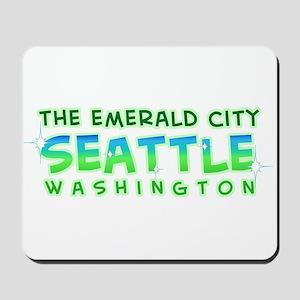 Emerald City Mousepad
