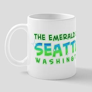 Emerald City Mug