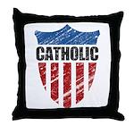 Catholic Throw Pillow