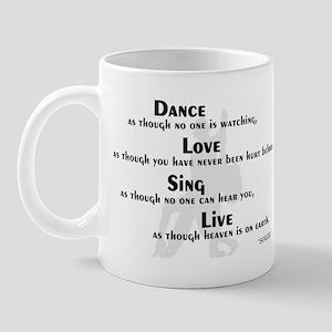 Dance as if... Mug