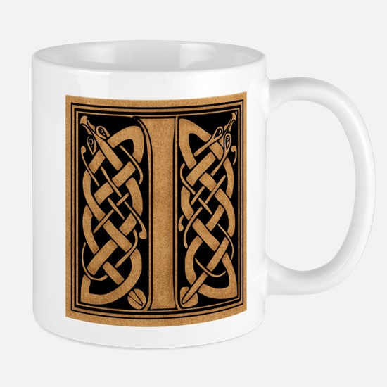 Celtic Monogram I Mug