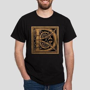 Celtic Monogram D Dark T-Shirt