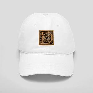 18f5620979481 D Initial Hats - CafePress