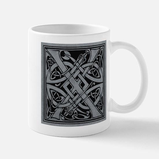 Celtic Monogram X Mug