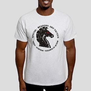 SWAT Horse 2 Light T-Shirt