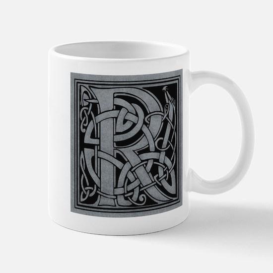 Celtic Monogram R Mug