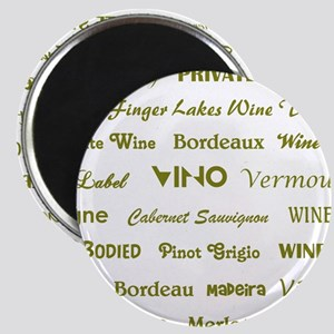 WINE WORDS Magnets