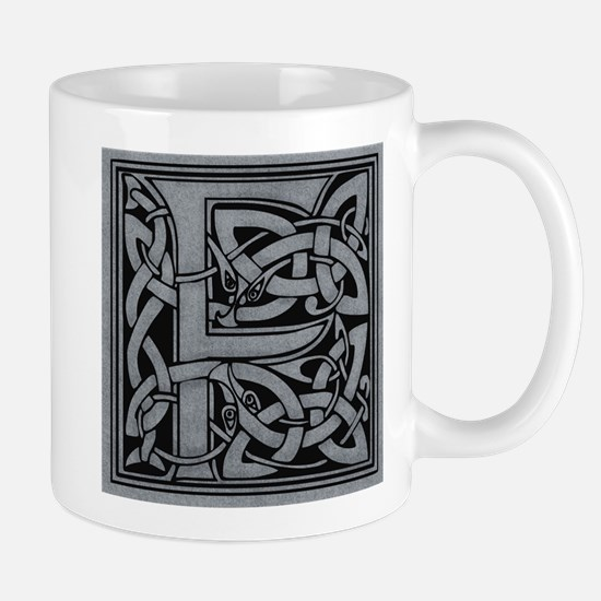 Celtic Monogram F Mug