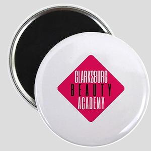 Clarksburg Beauty Academy Magnet