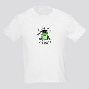 Frog Preschool Graduate T-Shirt