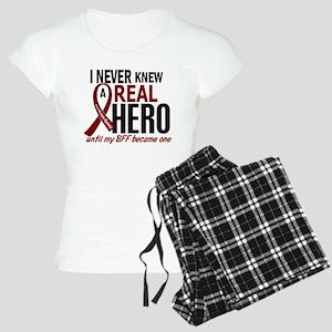 Multiple Myeloma Real Hero Women's Light Pajamas