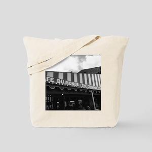 cafe du monde, new orleans Tote Bag