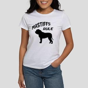 Mastiffs Rule Women's T-Shirt