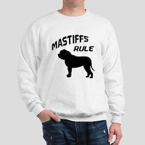 Mastiffs Rule Sweatshirt
