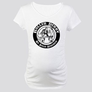 No Balls Required Maternity T-Shirt