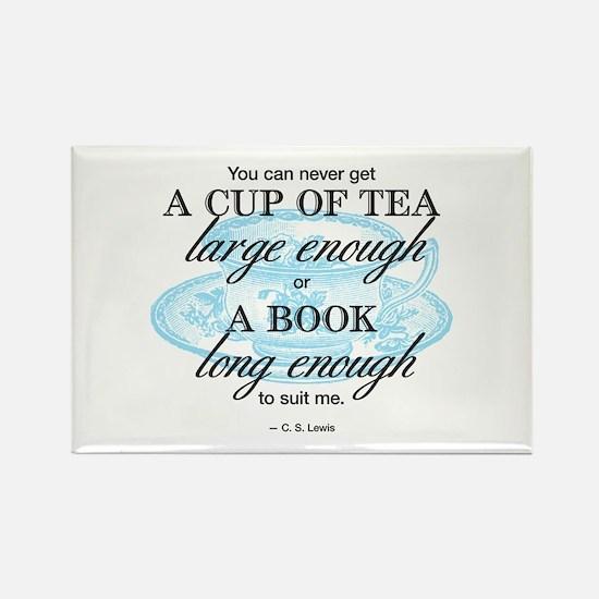 Tea Quote Magnets