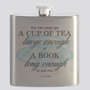Tea Quote Flask
